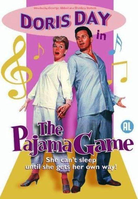 Cover van de film 'Pajama Game'