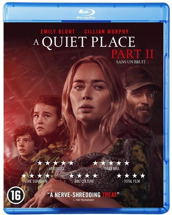 A Quiet Place II (Blu-ray)