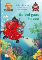 Leren lezen met Kluitman  -   De bol gaat in zee