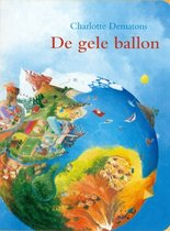 Boek cover De gele ballon van Charlotte Dematons