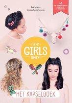 For Girls Only! 1 -   Het kapselboek