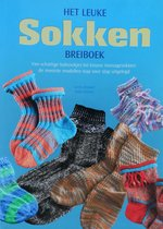 Het leuke sokken breigoed boek