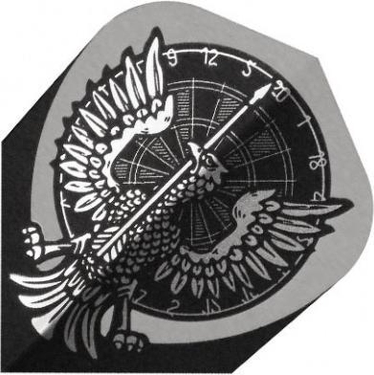 Harrows Flight 2013 Quadro Dart Eagle
