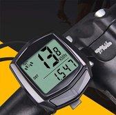 Pleasant Life Kilometerteller Fiets - Waterdicht - Digitale LCD - Bedraad - Fiets Accesoires - Mountainbike - Wielrennen -