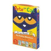 Pete the Cat: Big Reading Adventures Box Set