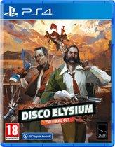 Disco Elysium - The Final Cut - PS4 - PS5