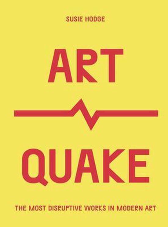 Boek cover ArtQuake van Susie Hodge (Paperback)