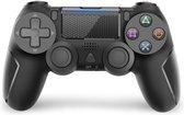 SMARTIFY PS4 Controller - geschikt voor Playstation 4 - Draadloos - Zwart