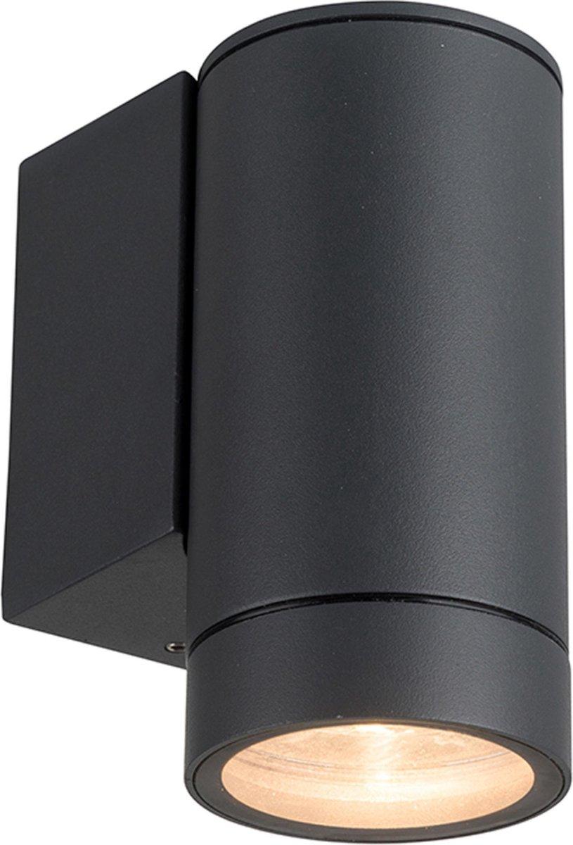 Proventa AllWeather Wandlamp voor buiten - Spot X - Antraciet