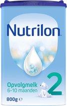 Nutrilon Opvolgmelk 2 - Flesvoeding vanaf 6 maanden - 800 gram