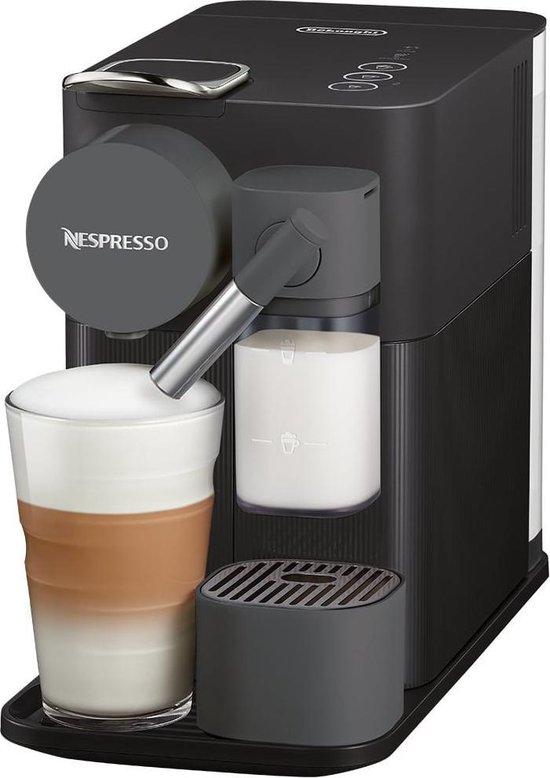 De'Longhi Nespresso Lattissima One EN500.B - Koffiecupmachine - Zwart