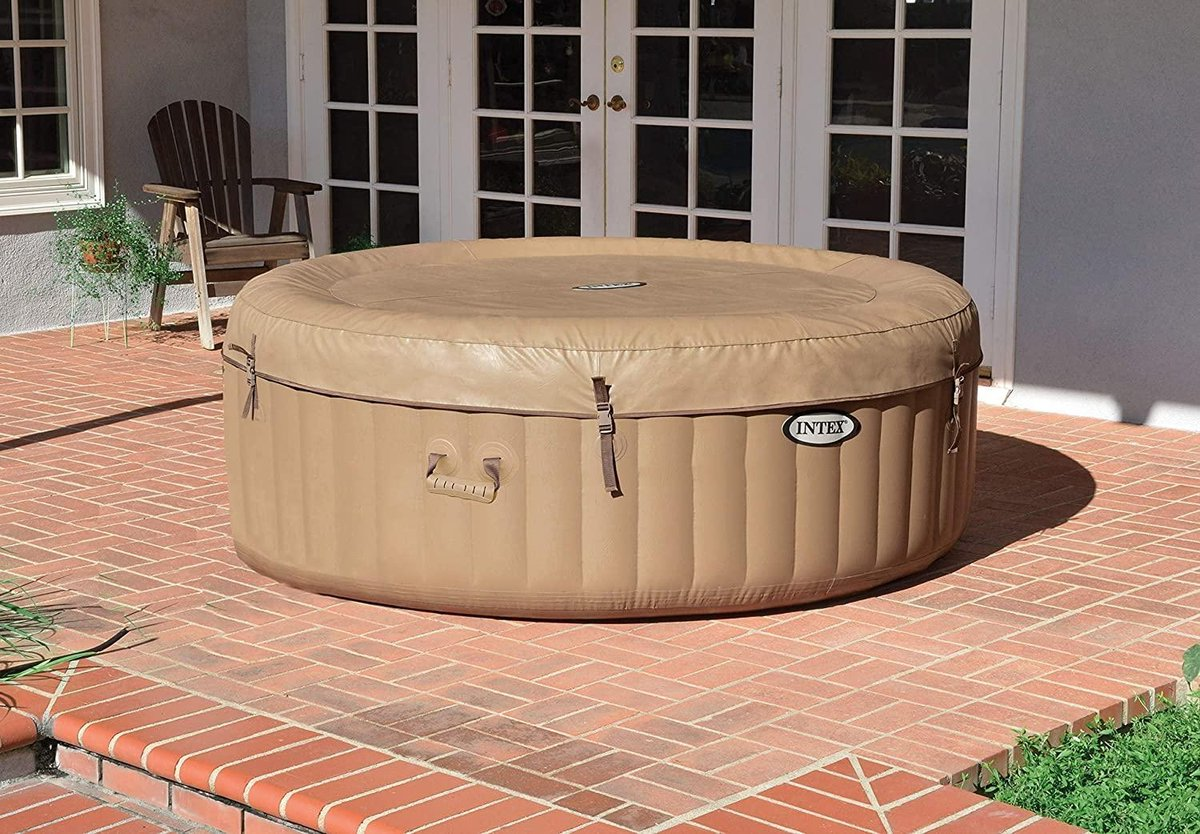 Jacuzzi | Jacuzzi opblaasbaar | Jacuzzi opblaasbaar 4 persoons | Jacuzzi 4 persoons | Bubbelbad | Hottub | B07XTYN9BP |