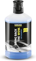 Kärcher Plug&Clean Autoshampoo - autoreiniger - 3IN1 - 1L