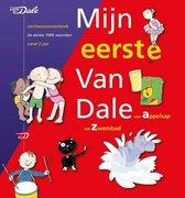 Boek cover Mijn eerste Van Dale Voorleeswoordenboek van Liesbeth Schlichting (Hardcover)