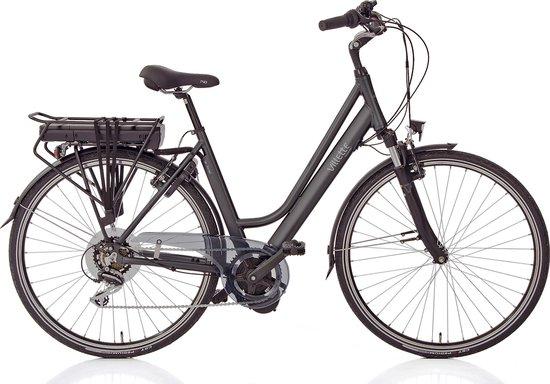 Villette le Jovial e-bike midmotor, 7 speed, 51 cm, coal grey, 11,6 Ah, LCD