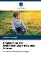 Englisch in der frühkindlichen Bildung lehren