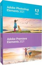 Adobe Photoshop & Premiere Elements 2021 - NL/EN/FR/DE - MacOS