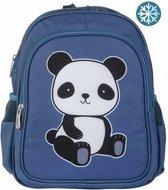 Rugzak / kinderrugtas met geïsoleerd voorvak: Panda | A Little Lovely Company