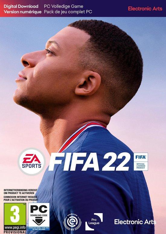 FIFA 22 - PC - Code in box