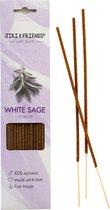 Jiri and Friends wierook stokjes Witte Salie White Sage Fair Trade