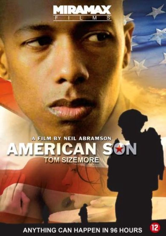 Cover van de film 'American Son'