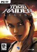 Lara Croft Tomb Raider - Legend - Windows