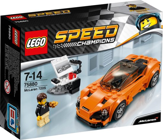 LEGO Speed Champions McLaren 720S - 75880