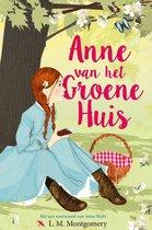 Boek cover Anne van het Groene Huis van Lucy Maud Montgomery (Hardcover)