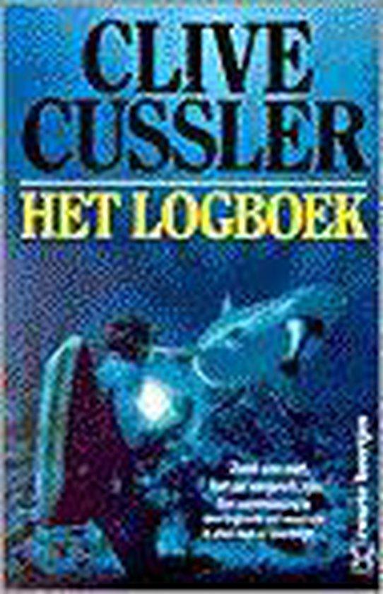 Logboek - Clive Cussler   Readingchampions.org.uk