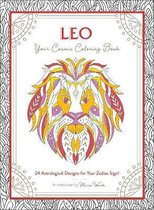 Leo: Your Cosmic Coloring Book