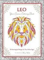Leo Your Cosmic Coloring Book