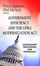 Government Efficiency & the GPRA Modernization Act