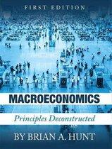 Boek cover Macroeconomics van Brian A. Hunt