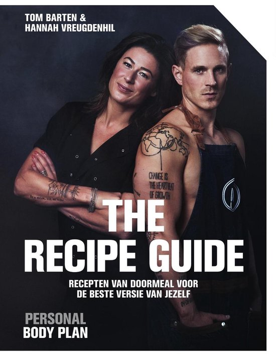 Boek cover The recipe guide van Tom Barten (Onbekend)