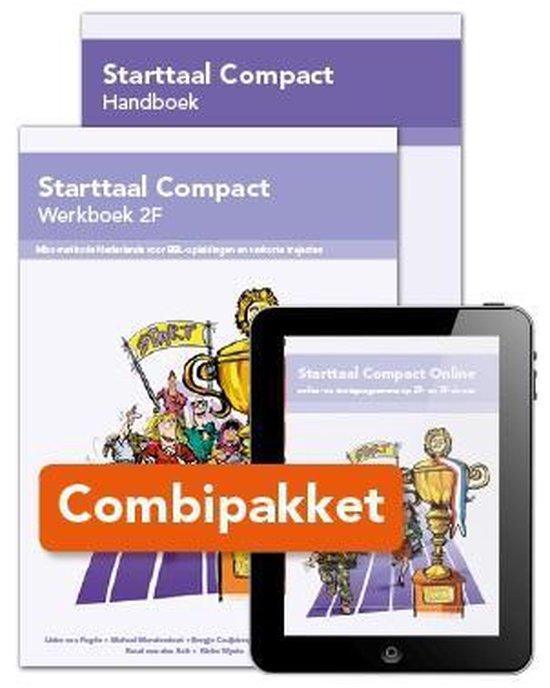 Starttaal Compact 2F Werkboek - Lieke van Pagee |