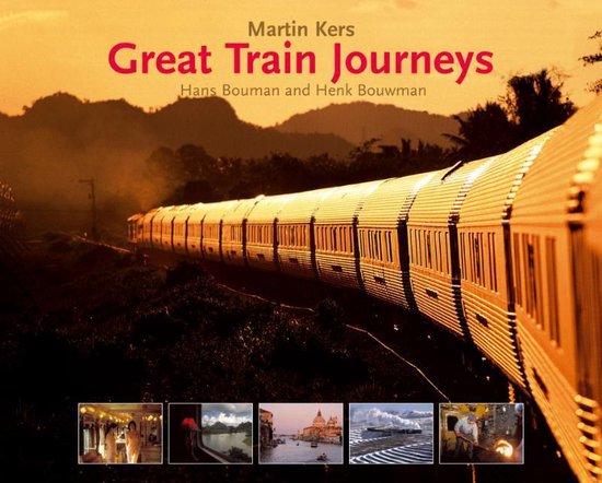 The World's Finest Railway Yourneys - M. Kers | Fthsonline.com