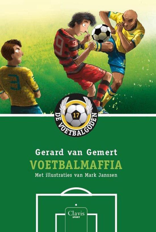 Voetbalmaffia - Gerard van Gemert  