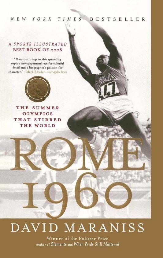 Boek cover Rome 1960 van David Maraniss (Onbekend)