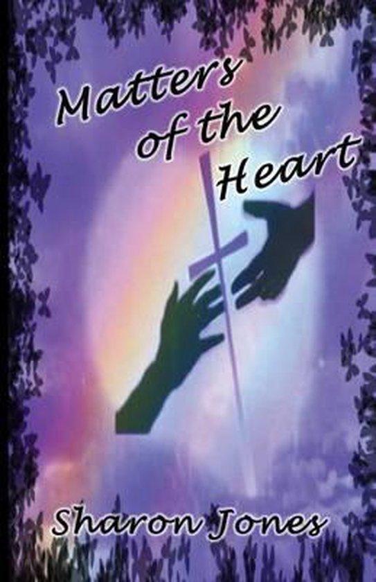 Boek cover Matters of the Heart van Sharon Jones (Paperback)