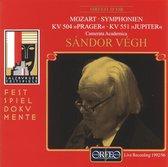 Symphonie No.38, Symphonie No.41
