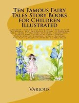 Ten Famous Fairy Tales Story Books for Children Illustrated