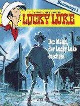Omslag Der Mann, der Lucky Luke erschoss