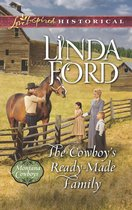 The Cowboy's Ready-Made Family (Mills & Boon Love Inspired Historical) (Montana Cowboys, Book 1)