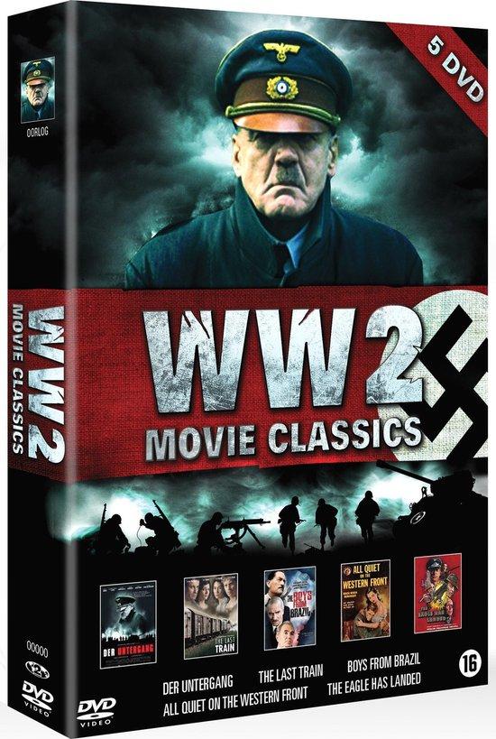 Cover van de film 'WW2 Movie Classics'