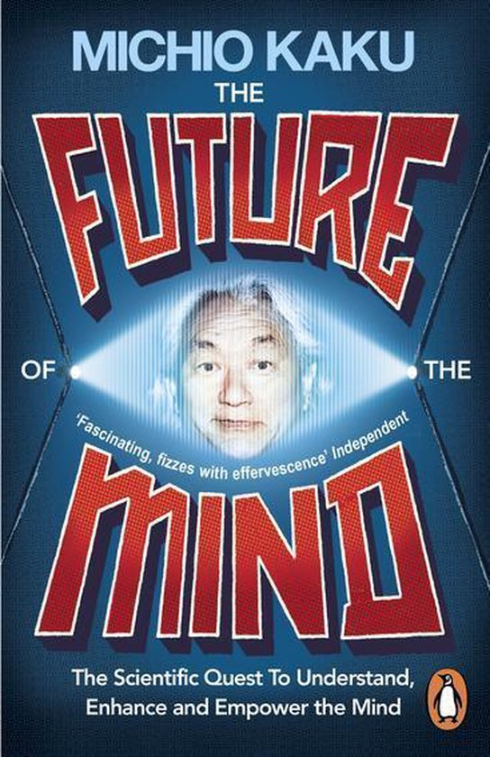 Omslag van The Future of the Mind