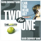 2 For 1: Can You Hear Us / The Lime Cd