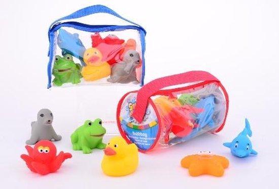 Afbeelding van Splash n play 6 badspeeltje in tas speelgoed