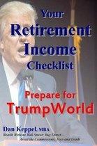 Your Retirement Income Checklist