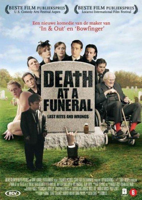 Cover van de film 'Death At A Funeral'