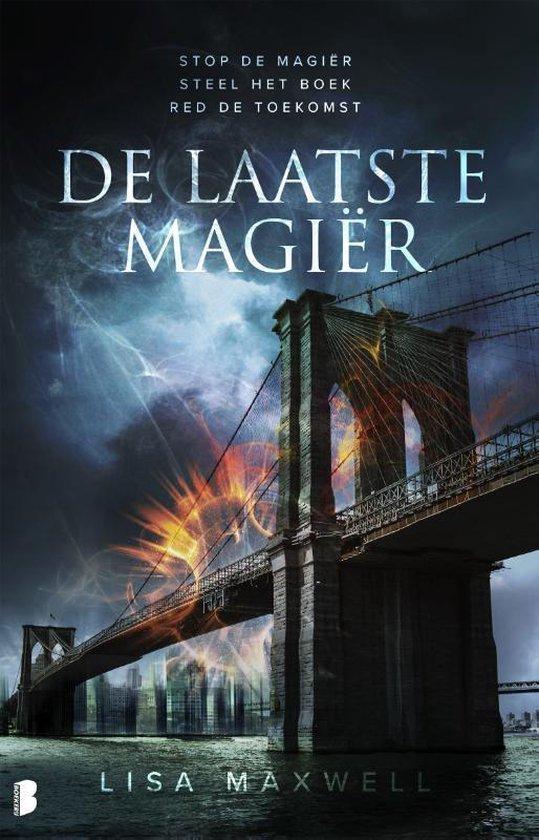 Magiër 1 - De laatste magiër - Lisa Maxwell |